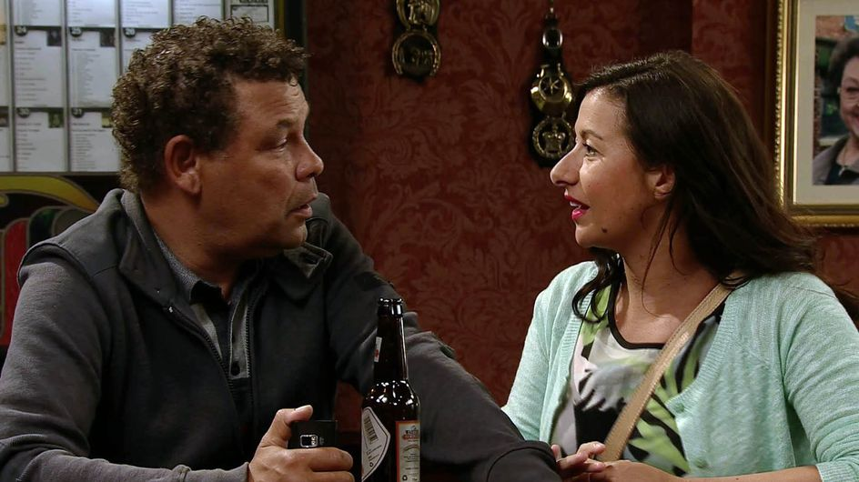 Coronation Street 10/08 - Tracy struggles with her guilt