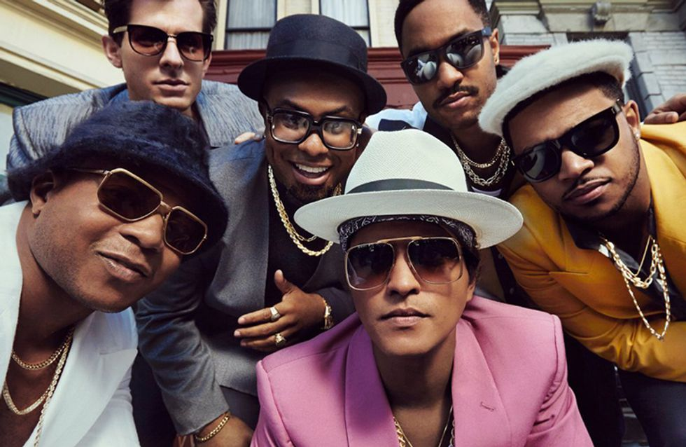 Uptown Funk Sung By The Movies Is Our New Favourite Thing
