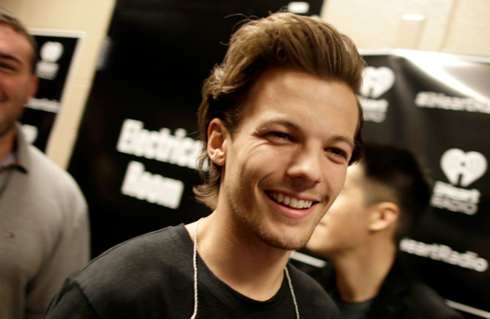 Louis Tomlinson Has Confirmed That He Is Going To Be A Dad