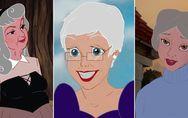 Da principesse senza tempo a tenere nonnine. Le eroine della Disney in versione