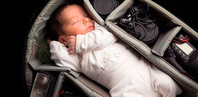 O baby de Alessandro Della Bella