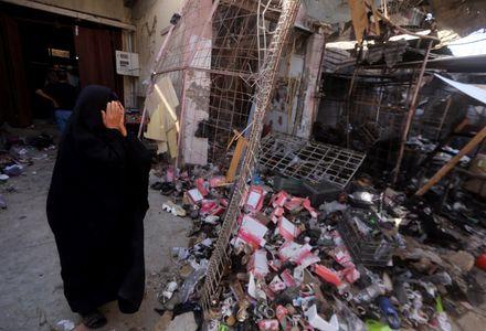 Une Irakienne face au désastre causé par Daesh