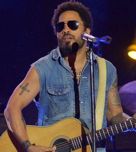 Un descuido de Lenny Kravitz deja al descubierto sus partes íntimas en pleno con