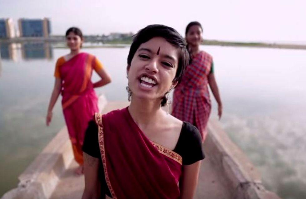 Une rappeuse indienne dénonce la pollution industrielle en reprenant un tube de Nicki Minaj