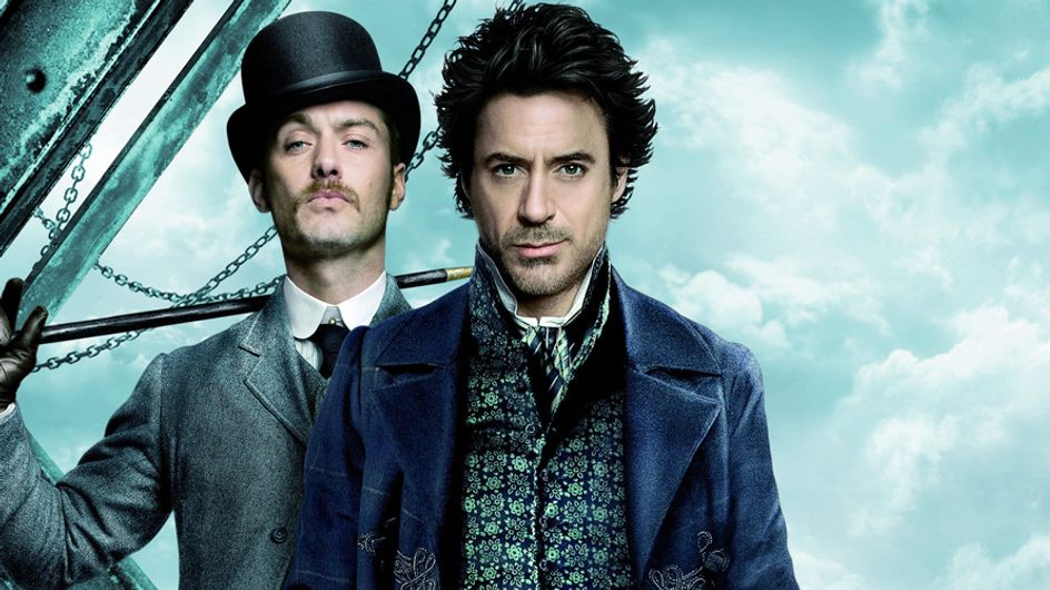 Sherlock Holmes 3 Officially In The Works