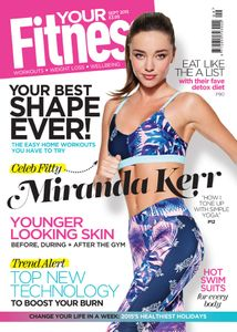 Miranda Kerr pour Your Fitness.