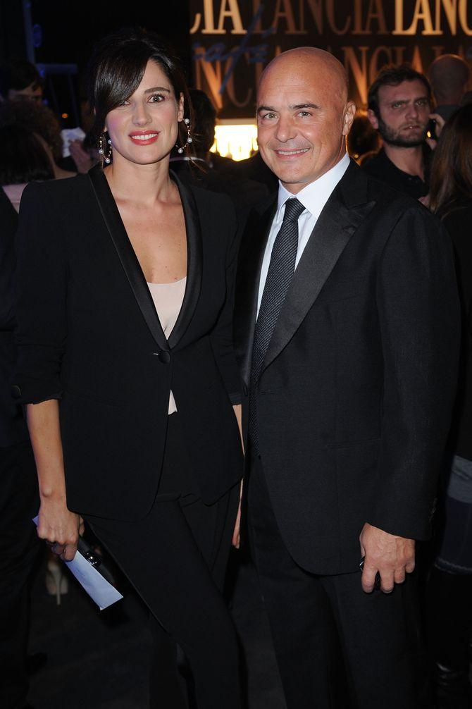 Luisa Ranieri e il marito