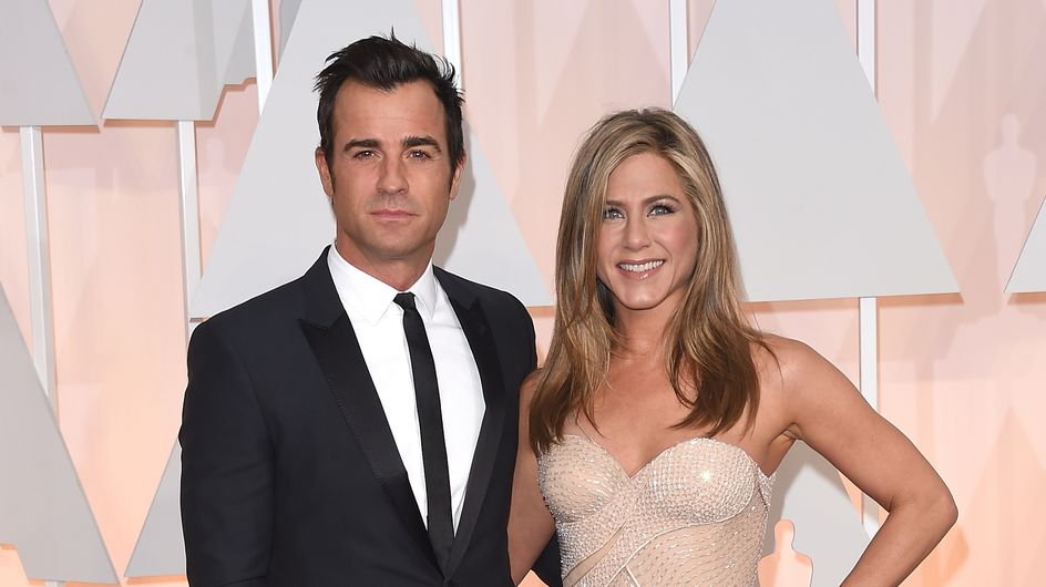 Jennifer Aniston et Justin Theroux (enfin) mariés !