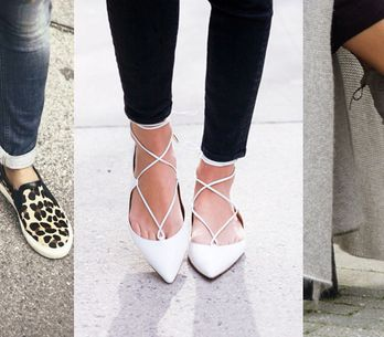 25 Pairs Of Shoes Every Mum Needs In Her Back To School Kit