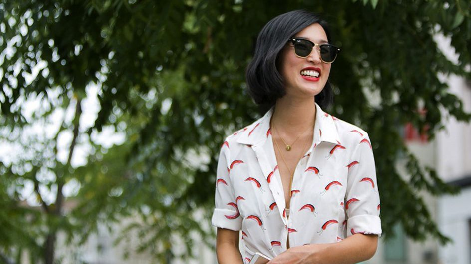 25 Outfits To Inspire Your Back To School Gate Style