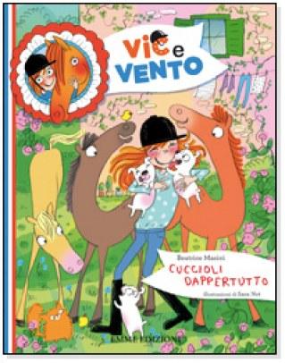 Vic e Vento: Cuccioli dappertutto