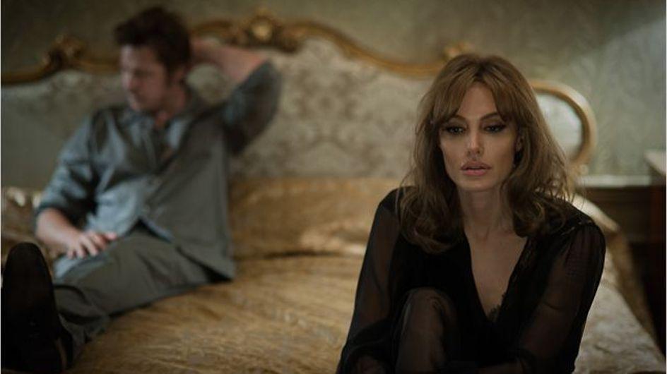 Violente dispute entre Brad Pitt et Angelina Jolie dans By The Sea (Vidéo)
