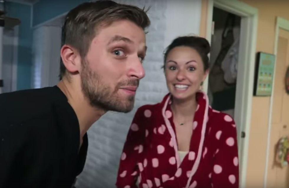 Ehemann dreht den Spieß um: ER verkündet IHR, dass sie schwanger ist