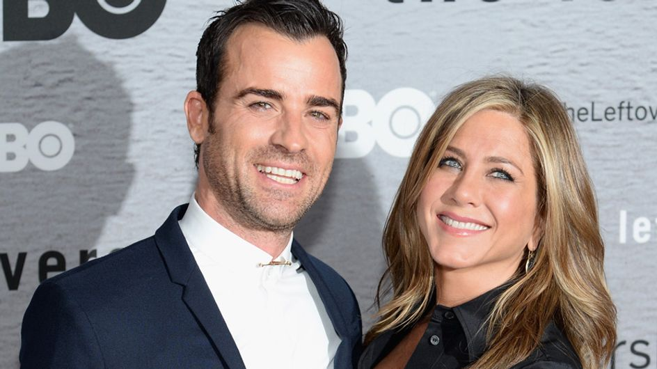 Jennifer Aniston And Justin Theroux Have Finally Married!