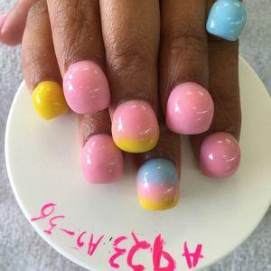 Bubble-Nails