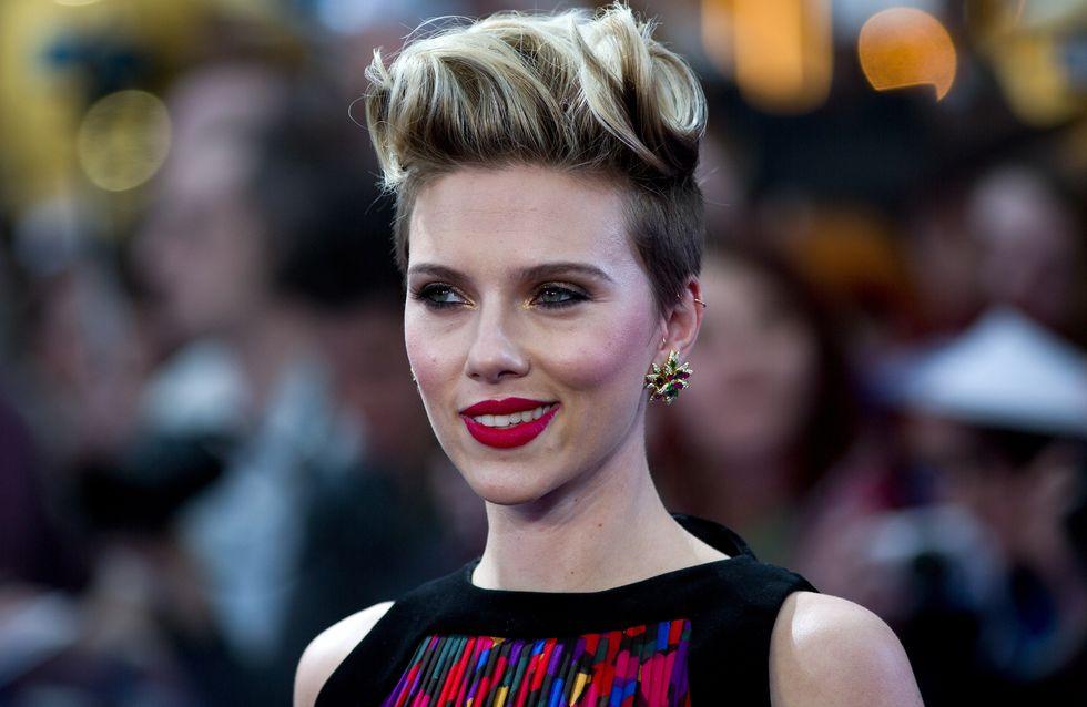L'astuce de Scarlett Johansson pour calmer les pleurs de sa fille
