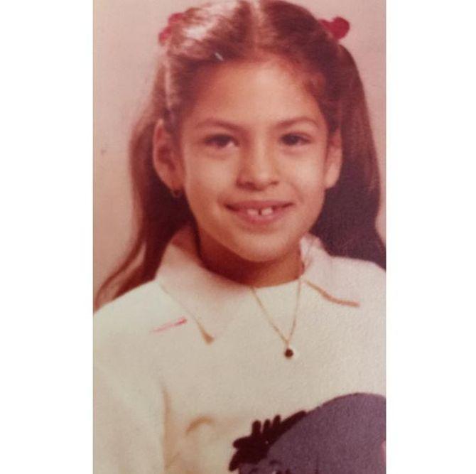 Eva Mendes petite fille.