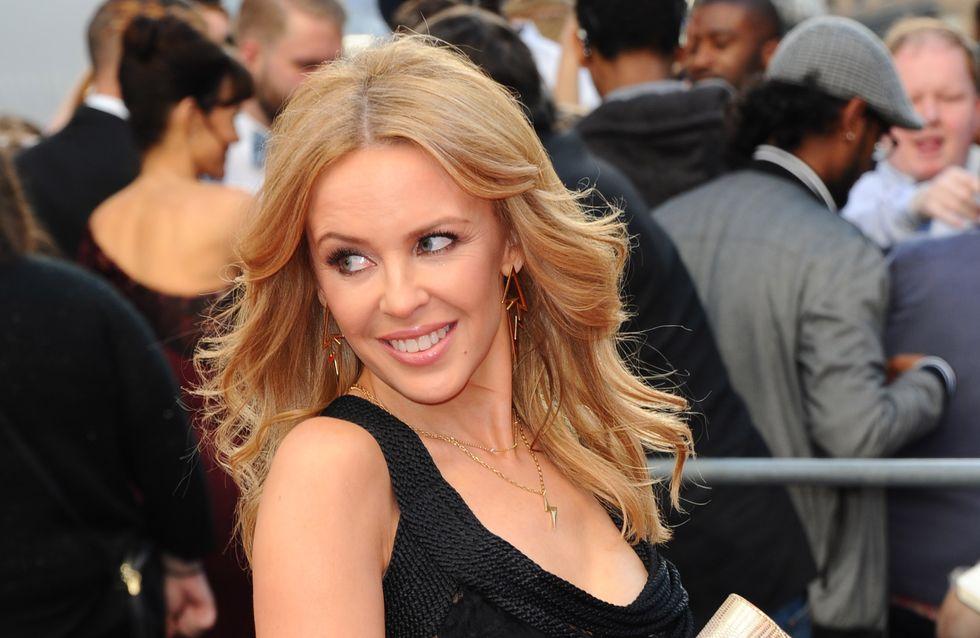 Kylie Minogue se dévoile sans maquillage (Photo)