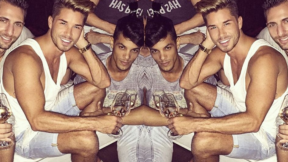 These Photos Of Hot Men Holding Wine Give A Whole New Meaning To Wine O'clock