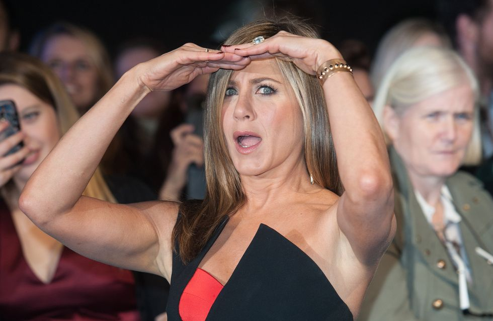 Jennifer Aniston, de víctima a novia millonaria