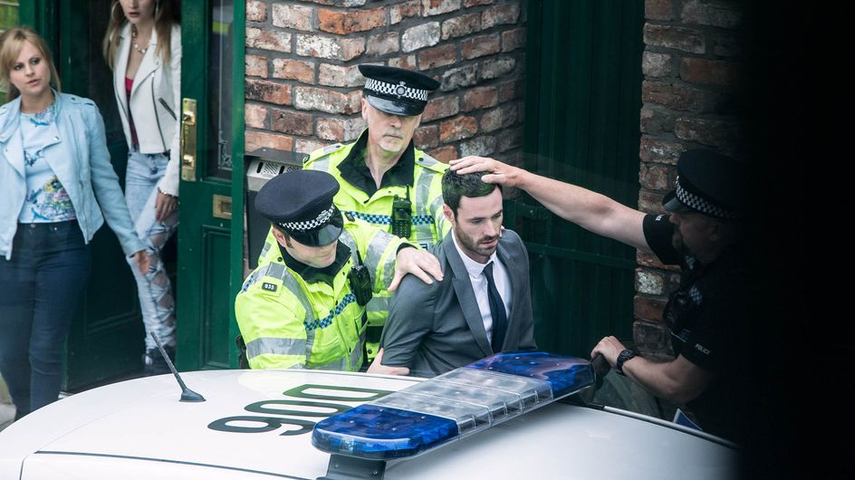 Coronation Street 17/08 - The pressure proves too much for Sarah