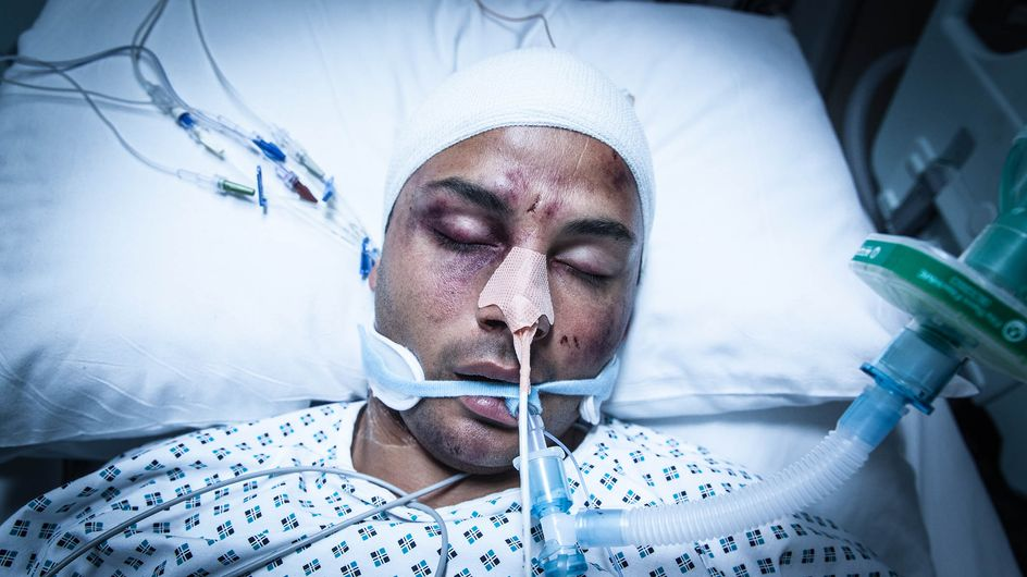 Coronation Street 21/08 - Jason's condition goes from bad to worse