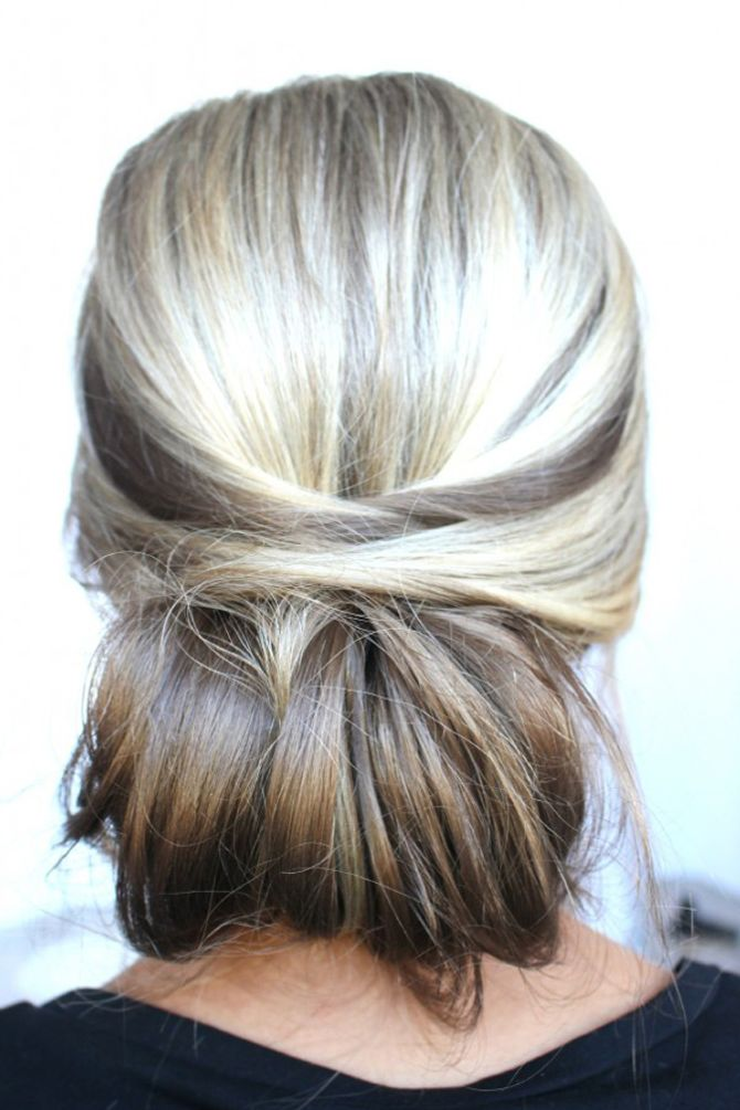 Find Your Perfect Updo Hairstyle