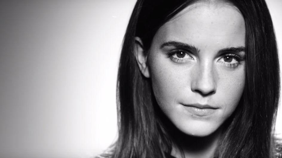 Emma Watson pede igualdade de gênero no mundo da moda