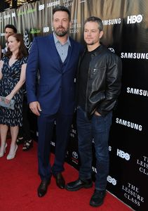Ben Affleck et Matt Damon