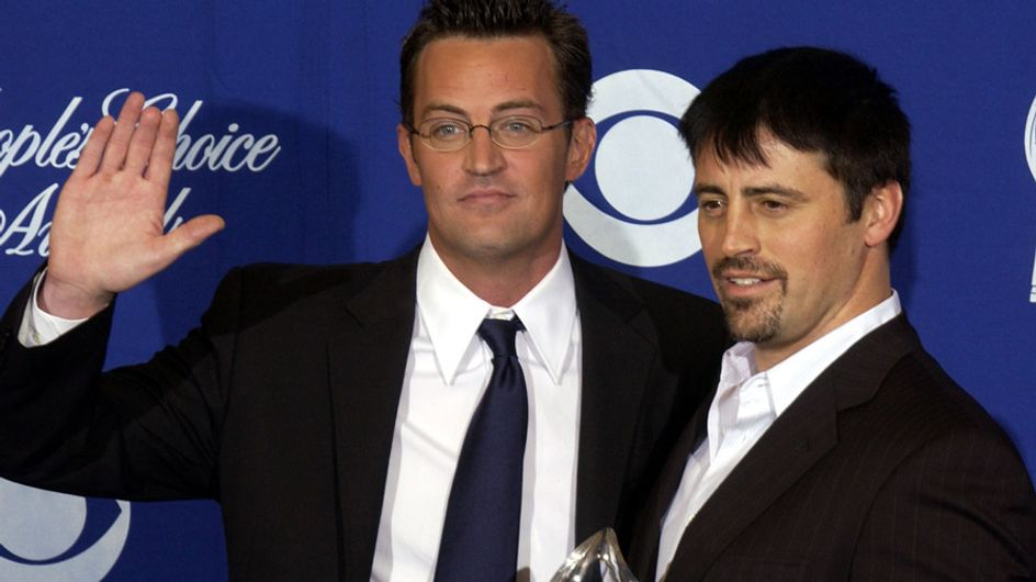 Matt Le Blanc and Matthew Perry Weren't Invited To Jennifer Aniston's Wedding