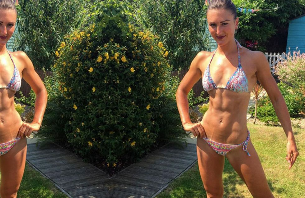 Blogger & Body Builder Hayley Madigan Talks Fitness, Food & Finding Her Body Confidence