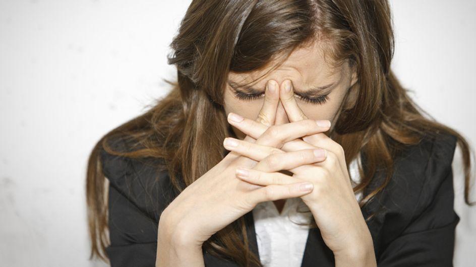 Achtung! Gefahr! So sehr schadet Dauerstress eurem Körper