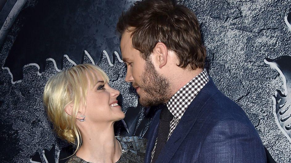 Anna Faris Responds To Rumours That Chris Pratt Has Cheated