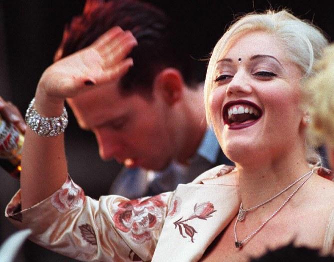 Gwen Stefani antes
