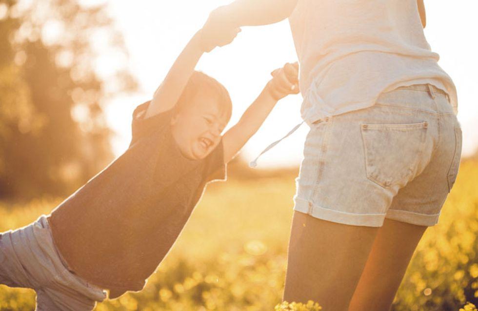 Als Mama kennt man keine Scham! So mache ich mich täglich für mein Kind zum Honk