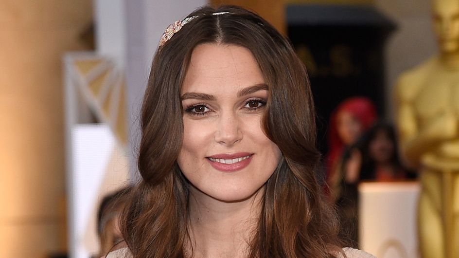 Keira Knightley Reveals Why She Loves Her Post-Pregnancy Body