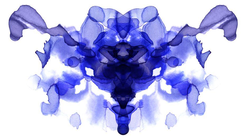 Persönlichkeits-Test mal anders: Was siehst DU im Tintenklecks?
