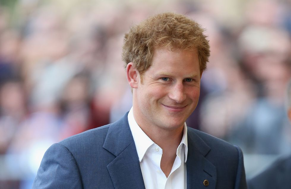 Le nouveau look du Prince Harry (Photos)