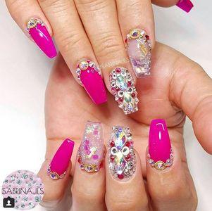 Aquarium-Nails