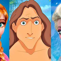 Anna e Elsa de Frozen são irmãs do Tarzan?