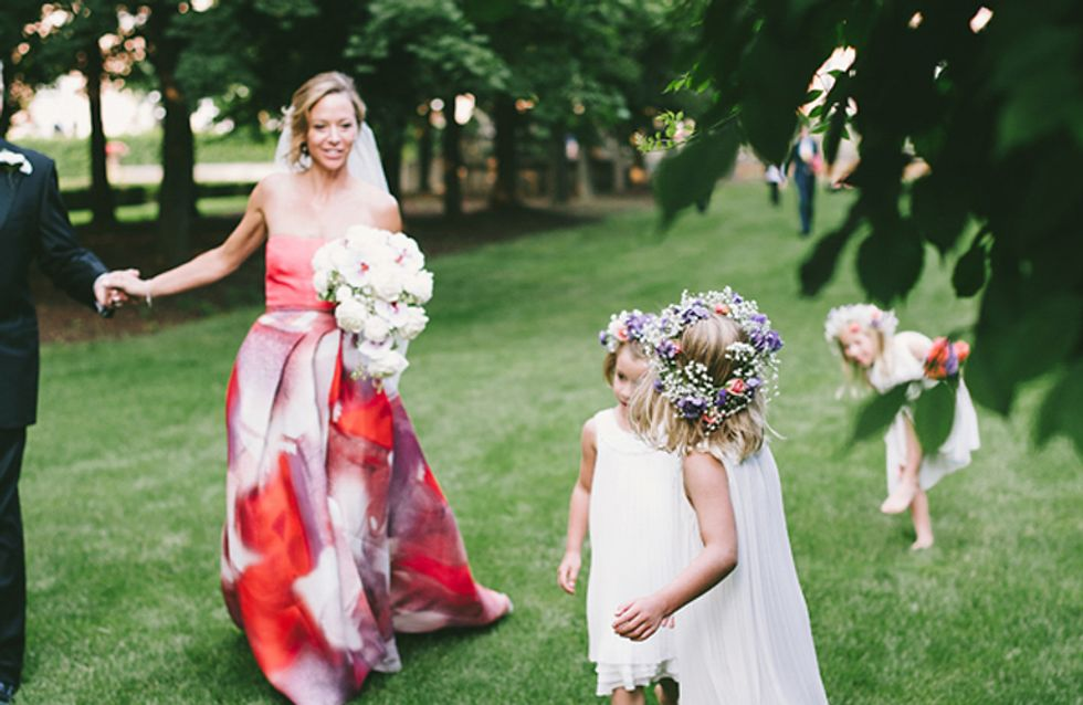 50 Stunning Wedding Dress That Prove You Don't Have To Wear White