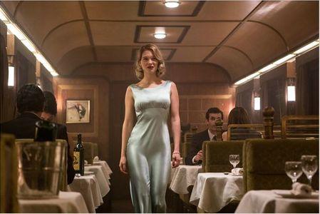 Léa Seydoux dans 007 Spectre