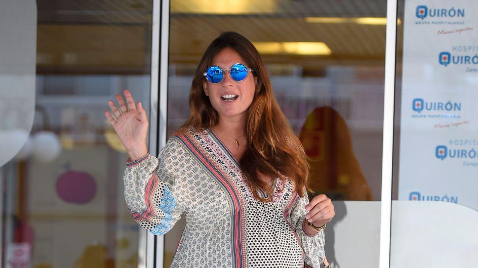 Lourdes Montes pone rumbo a Sevilla para dar a luz