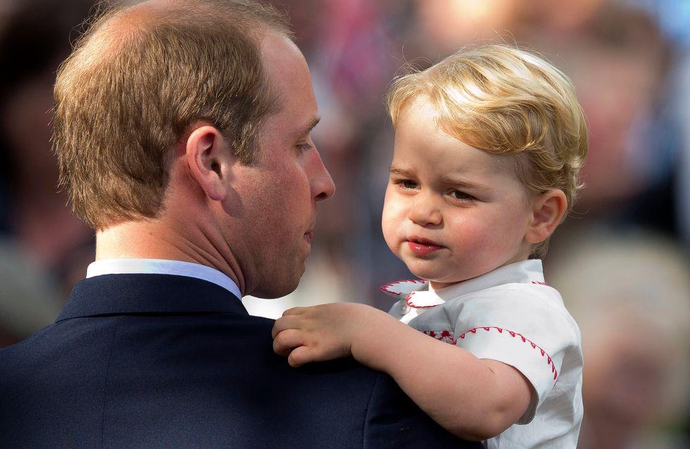 Le prince George harcelé par les paparazzi, Kate et William inquiets
