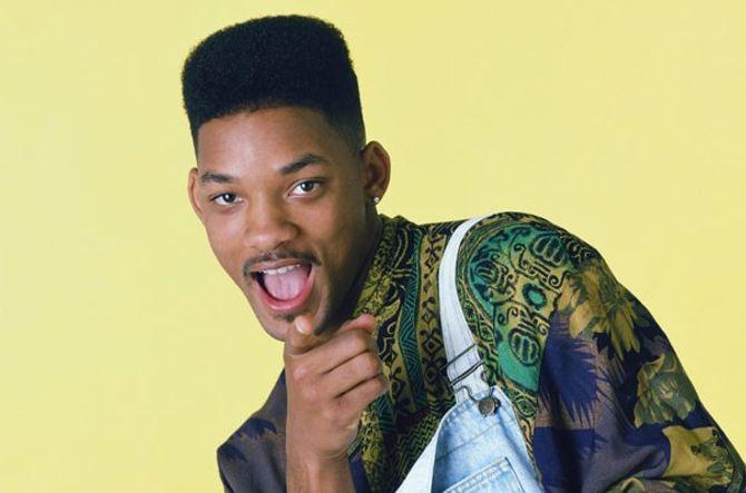 """Will Smith dans """"Le Prince de Bel-Air"""""""
