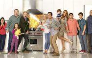 Modern Family : Les coulisses du tournage de la saison 7 (Photos et spoilers)
