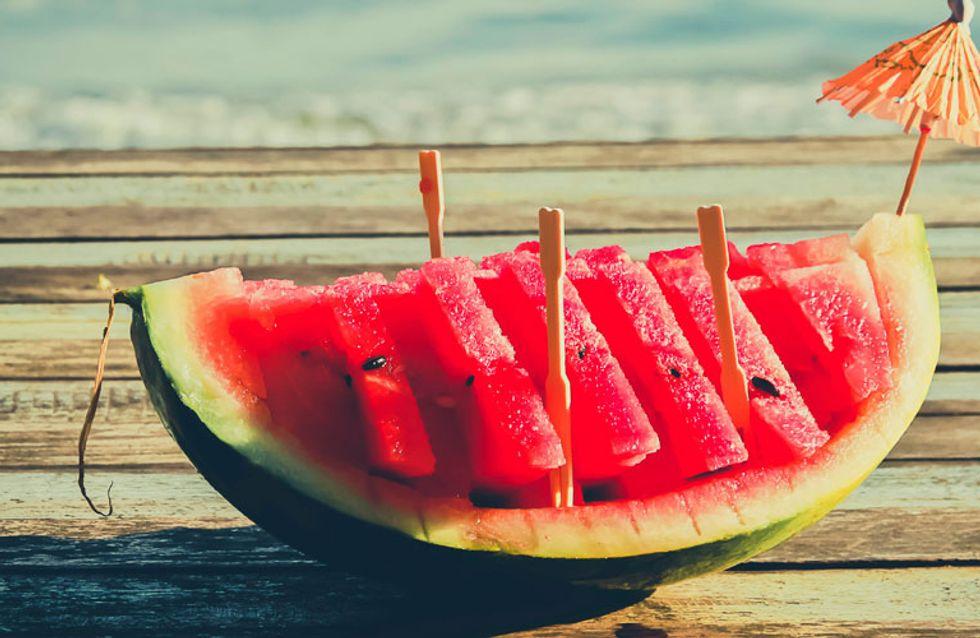 7 ideas refrescantes y poco calóricas para mantener la línea este verano