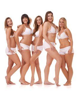 El cuerpo ideal según tu país