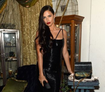 Adriana Lima s'affiche sans maquillage (Photo)