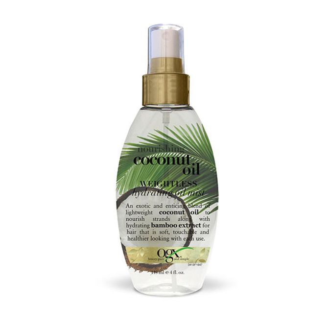 OGX Nourishing Coconut Serum